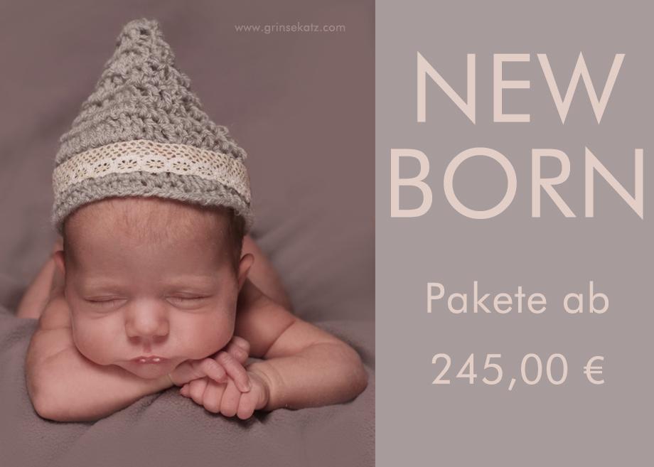Neugeborenen-Fotos-Preise