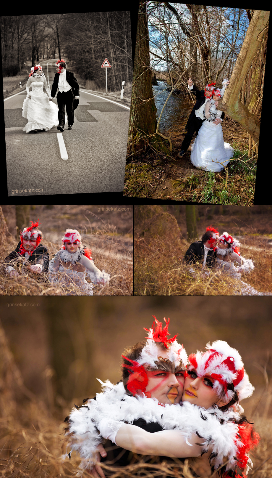 Trash-the-dress-Hochzeitsfotos-uckermark-grinsekatz