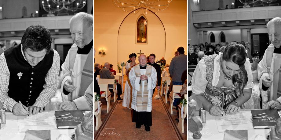 reportage kirchliche trauung dokumentation grinsekatz