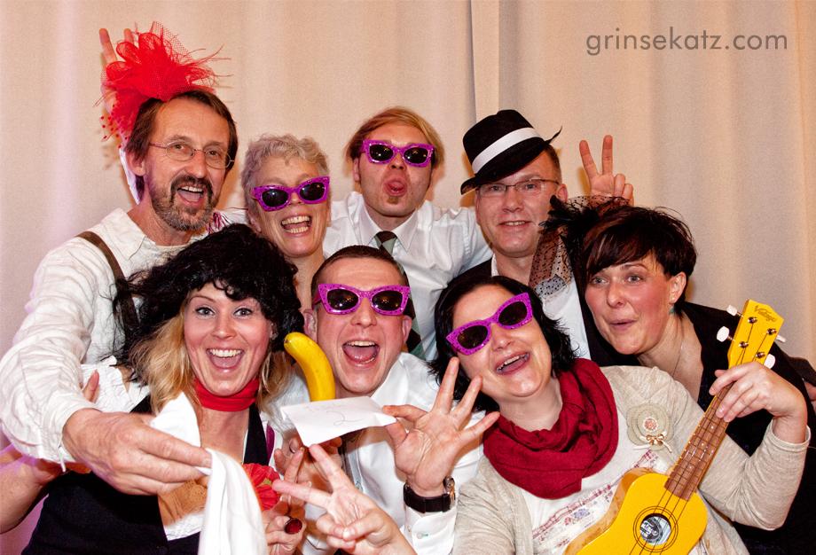 photobooth gästefoto hochzeitsfotograf grinsekatz