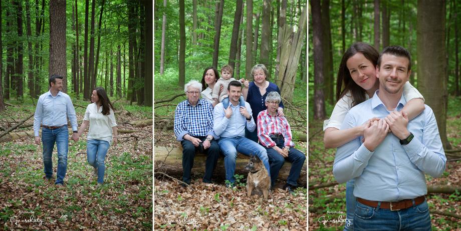 Familienfotos generationen uckermark oberhavel mecklenburg