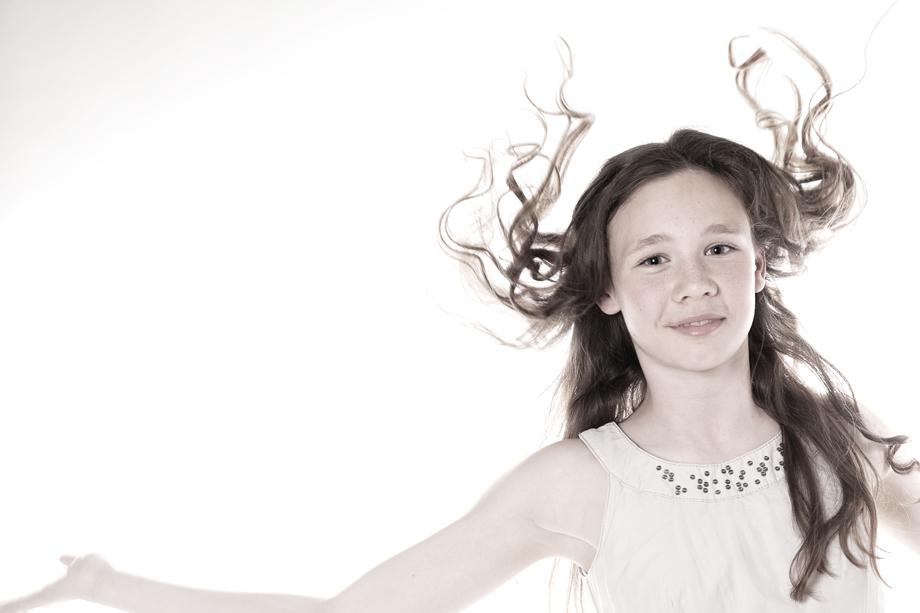 glamour portrait teenager fotograf uckermark grinsekatz